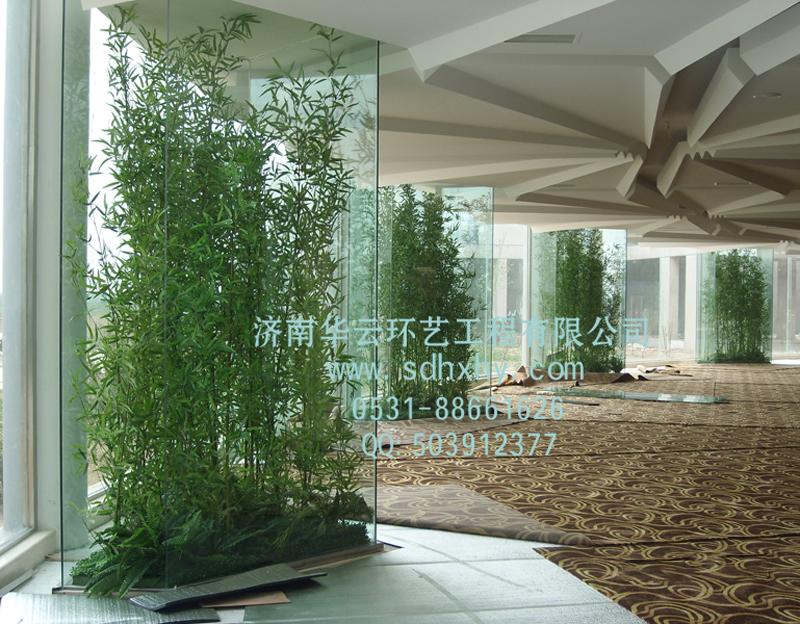 竹子艺术装修效果图
